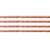 Delica 10/0 Rd Amber Ginger Sparkle Crystal Lined